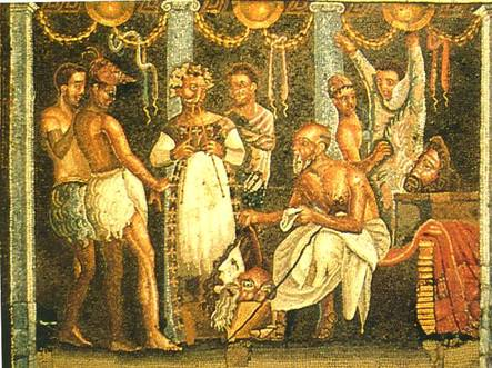 Plate Worn Underneath The Costumes In 5th Century All Actors Were Rich And Well Payed Click Here To Visit Website Ancient Greek Theatre